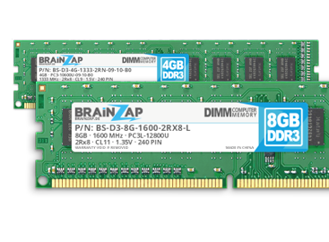 DDR3 PC Speicher (DIMM 240 PIN)